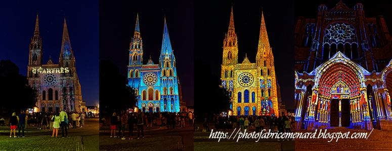 Chartres - Séjour En Chambres d'Hôtes Pour La Fête de La Lumière Édition 2019
