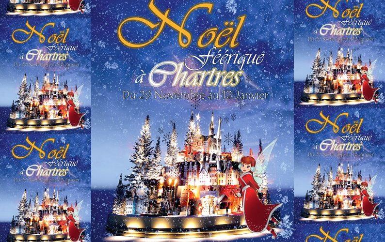 La Féérie de Noël à Chartres